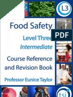 Food Safety Level 3 (Intermediate) Sample (medium resolution)