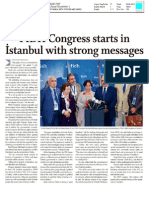 New FIDH Press Review 20 to 24 May