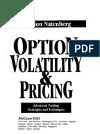 Binary option volatility skew