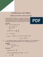 68465665 Fisica Ejercicios Resueltos Soluciones Potencial Electrico