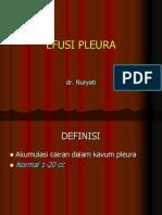 K3 Efusi Pleura