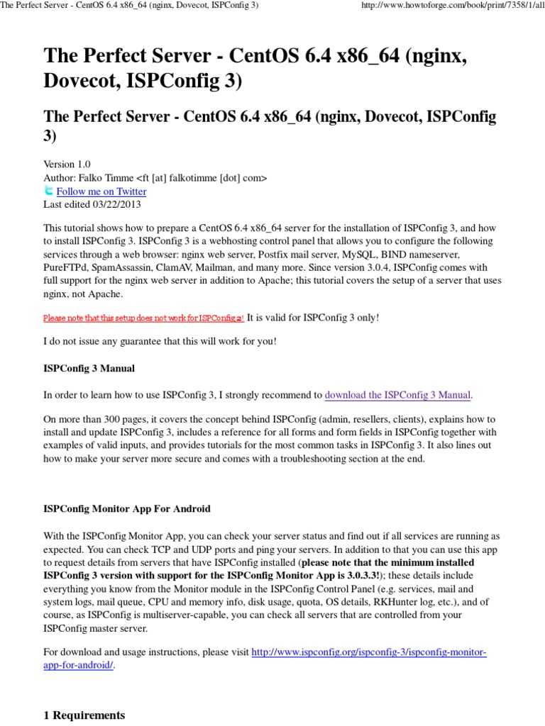 The perfect server centos 64 x8664 nginx dovecot ispconfig the perfect server centos 64 x8664 nginx dovecot ispconfig 3 transport layer security gmail 1betcityfo Choice Image