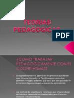 Como Trabajar Pedagogicamente El Cognositivismo