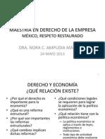 MÉXICO RESPETO RESTAURADO