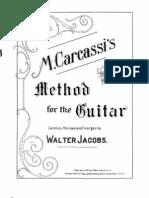 Carcassi Method in English