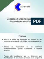ETF-Propriedades Dos Fluidos
