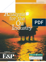 Guide Risk Analysis for Oil Industry