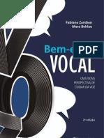 Bem Estar Vocal2011