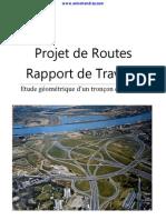 Projet de Route
