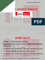 Airtel Mobile Service