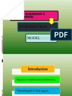Cloude Shannon Model.ppt