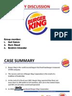 Burger King_final Presentation
