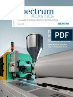 Revista Spectrum Plastics 2010
