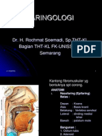 Kul Faringologi - Dr Hrs