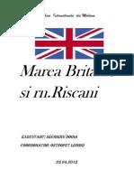 Marea Britanie Si Rn. Riscani Turism