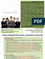 DICAS CONCURSOS 16
