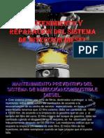 MANTENIMIENTO Y REPARACION DEL SISTEMA DE INYECCION DIESEL 2.ppt