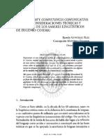 ARTÍCULO 6. SABERHABLARY COMPETENCIA COMUNICATIVA