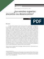 Sociologia e ensino superior. encontro ou desencontro.pdf