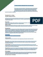 Penyakit Ternak Sapi Yang Terkait Dengan Post