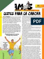 Revista Vamos - La Preparación misionera