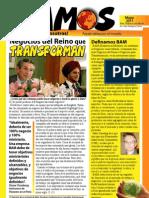 Revista Vamos - Negocios como Misión