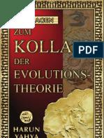 20 Fragen Zum Kollaps Der Evolutionstheorie