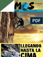 Revista Vamos - Obstáculos y Perseverancia en Misiones