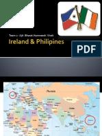 Country comparison Ireland & Finland