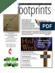 March 2013 JUMC Footprints