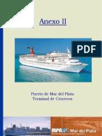 Anexo II Terminal de Cruceros en Mar Del Plata