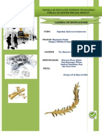 Maquinaria Pesada (Riesgos y Medidas de Seguridad)