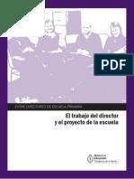 4 El Trabajo Del Director y El Proyecto de La Escuela.pdf
