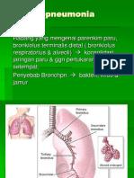 Bronchopneumonia Cozy