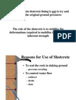 2 Sfrc Mechanism in Tunnels