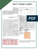 Adición Binaria Y Sumador Completo 2