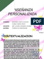 EDUCACION PERSONALIZADA JHANDIRA