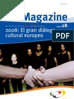 El Gran Dialogo Cultural Europeo