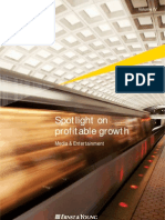 Spotlight on Profitable Growth 2011