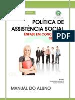 CURSO TEMÁTICO- POLITICA DE ASSISTENCIA SOCIAL