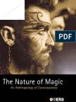 The Nature of Magic - An Anthropology of Consciousness