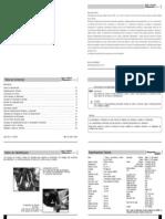 Manual Rouser 220 Dts-i