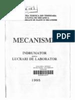 Indrumator Mecanisme 1995 Complet
