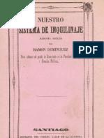 Nuestro sistema de inquilinaje. 1867.pdf