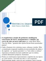 01.13-História da Arquitetura