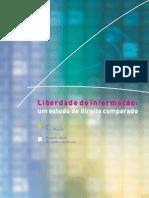 Liberdade de informação um estudo de direito comp