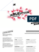 Irrueption 2013