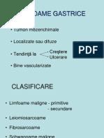 29 Sarcoame Gastrice + Sdr Postgastrectomie
