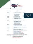 Homeland Crisis Institute 2007 Rates