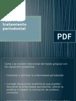 Fase II TX Periodontal